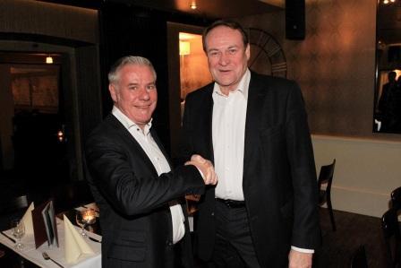 Führungswechsel beim Wirtschaftsforum der Führungskräfte: Michael Walser übernimmt von Stephan Jansen