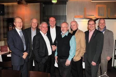 Wirtschaftsforum der Führungskräfte Vorarlberg: alte und neue Vorstände